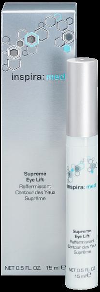 Inspira Med Укрепляющий лифтинг-гель для контура глаз Supreme Eye Lift