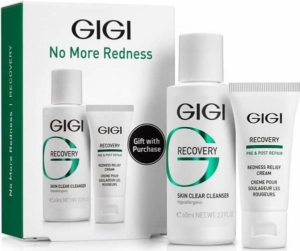 GIGI Recovery Дорожный набор для чувствительной и поврежденной кожи
