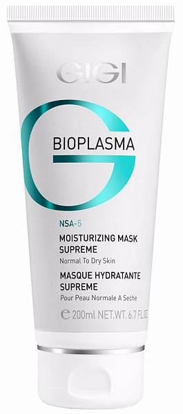 GIGI Bioplasma Маска увлажняющая для лица Supreme