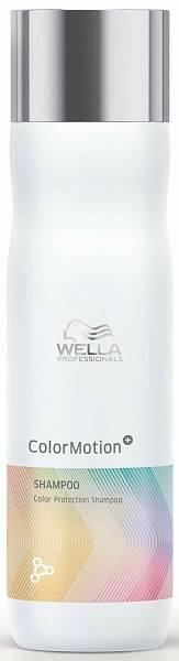 Wella ColorMotion+ Шампунь для защиты цвета волос