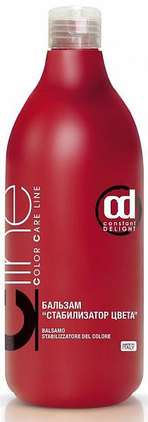 Color Care Line Constant Delight Бальзам Стабилизатор цвета