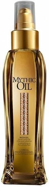Loreal Mythic Oil Дисциплинирующее масло для непослушных волос