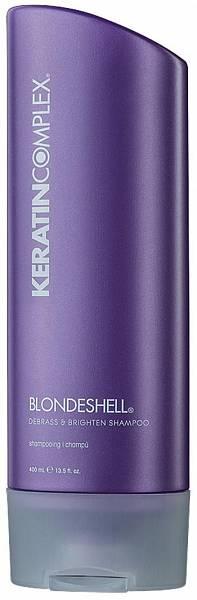 Keratin Complex Blondeshell Шампунь корректирующий для осветлённых и седых волос