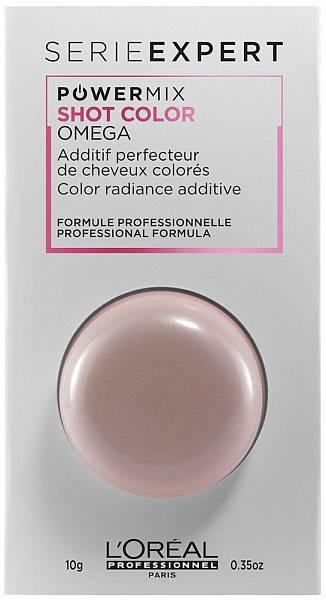Loreal Vitamino Color A-OX Концентрат для сияния цвета волос PowerMix Shot