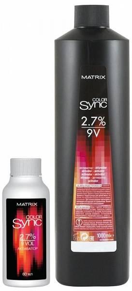 Matrix Активатор для безаммиачной краски Color Sync