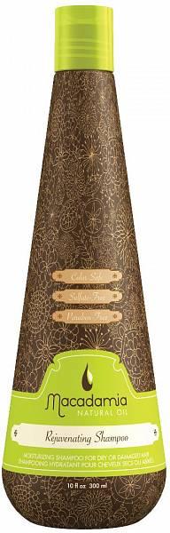 Macadamia Natural Oil Шампунь восстанавливающий с маслом Арганы и Макадамии