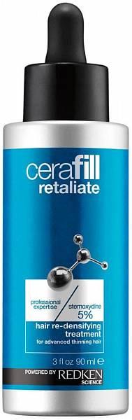Redken Cerafill Уход Retaliate стемоксидин 5%