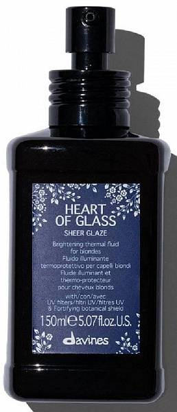 Davines Heart Of Glass Флюид для абсолютного сияния блонд