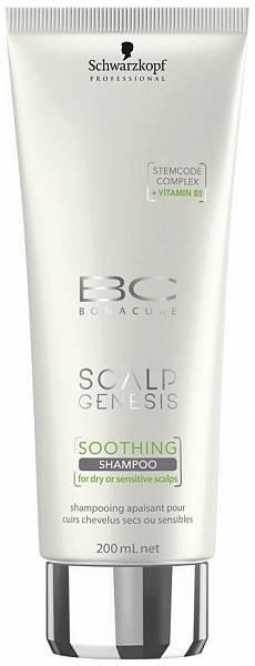 Schwarzkopf BC Scalp Genesis Шампунь для сухой и чувствительной кожи головы Soothing