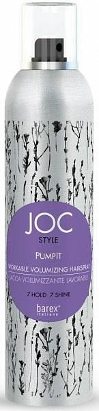 Barex JOC Style Лак для придания объема PumpIt