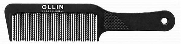 Ollin Professional Расческа с волнистыми зубцами для стрижки под машинку