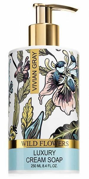 Vivian Gray Крем-мыло Полевые цветы