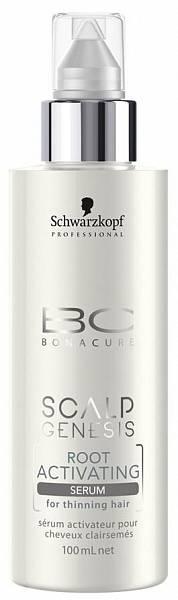 Schwarzkopf BC Scalp Genesis Активирующий флюид для тонких волос Root Activating