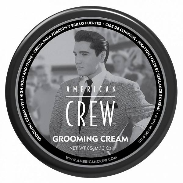American Crew Elvis Presley Крем для укладки волос и усов King Grooming Cream