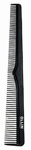 Расческа комбинированная скошенная Ollin Professional