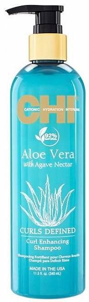 CHI Aloe Vera Шампунь для вьющихся волос