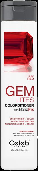 Celeb Gem Lites Кондиционер тонирующий цвет Рубин