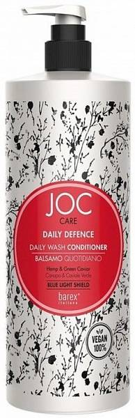 """Barex JOC Care Кондиционер для ежедневного применения с коноплей и зеленой икрой """"DAILY DEFENCE"""""""