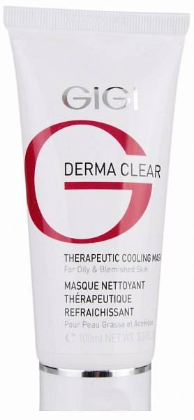 GIGI Derma Clear Маска терапевтическая охлаждающая Cooling Mask