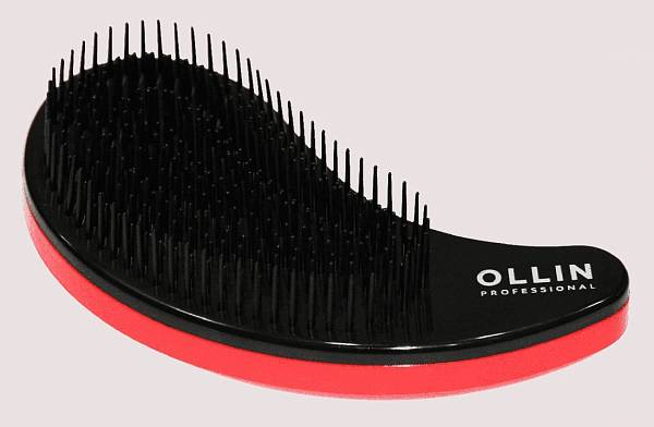 Ollin Professional Щётка для бережного расчёсывания с ручкой