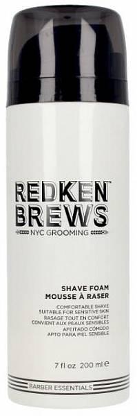 Redken Brews Пена для бритья мужская Shave Foam