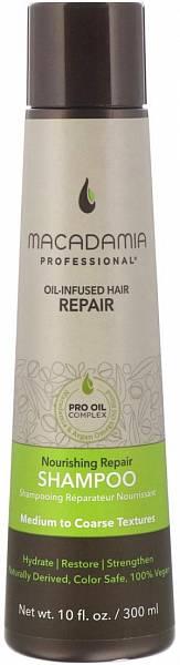 Macadamia Professional Шампунь восстанавливающий для всех типов волос