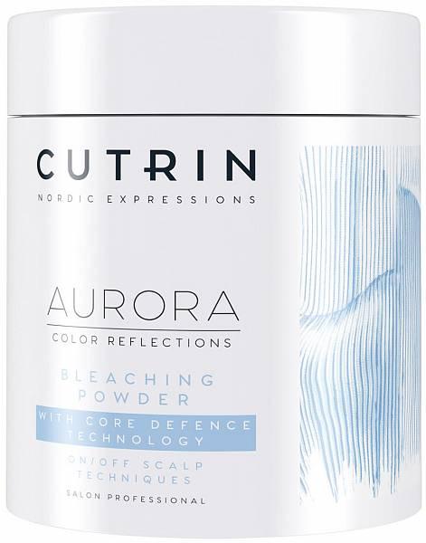Cutrin Aurora Bleach Осветляющий порошок без запаха с технологией Core Defence