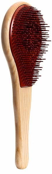 Michel Mercier Щетка деревянная для нормальных волос