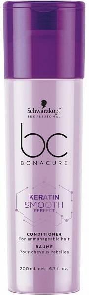 Schwarzkopf BC Keratin Smooth Perfect Кондиционер для гладкости волос
