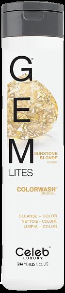 Celeb Gem Lites Шампунь для яркости цвета Солнечный Бриллиант