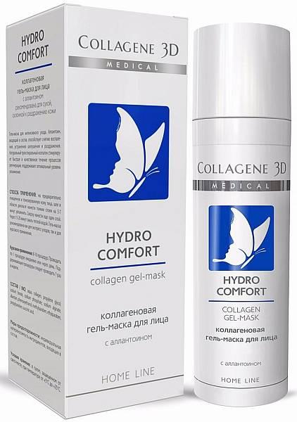 Medical Collagen 3D Гель-маска с аллантоином Hydro comfort