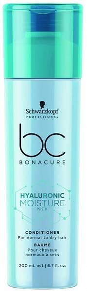 Schwarzkopf BC Hyaluronic Moisture Kick Увлажняющий кондиционер для волос