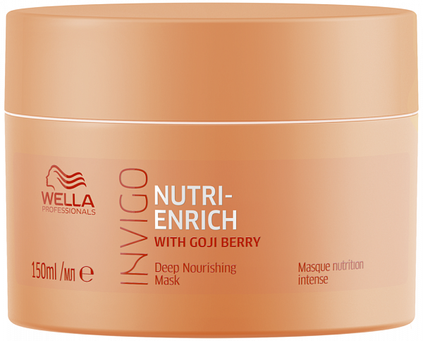 Wella Invigo Nutri-Enrich Питательная маска-уход для волос