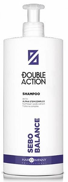 Hair Company Double Action Шампунь регулирующий работу сальных желез