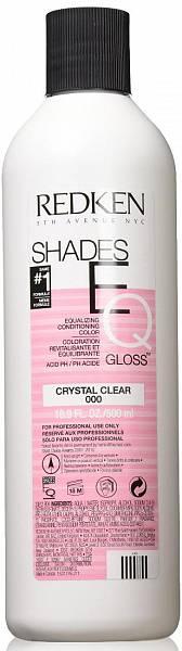 Redken Shades EQ Регулятор интенсивности цвета и блеска окрашенных волос Crystal Clear (000)