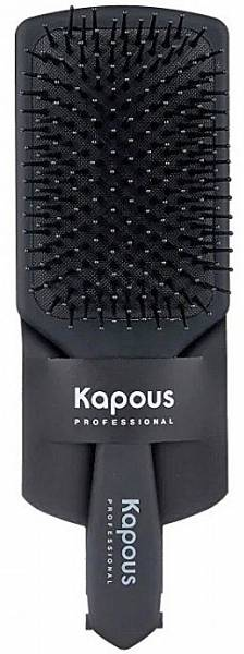 Kapous Широкая щетка Лопата с покрытием Soft Touch
