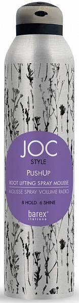 Barex JOC Style Мусс-спрей для прикорневого объема PushUp