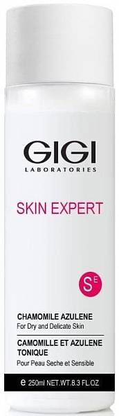 GIGI Skin Expert Лосьон азуленовый для сухой и чувствит. кожи