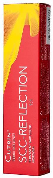 Cutrin Стойкая крем-краска для волос SCC REFLECTION