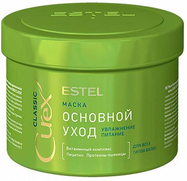 Estel Curex Classic Маска для волос питательная