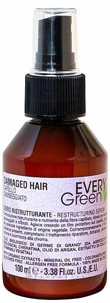 Dikson Everygreen Реструктурирующая сыворотка для волос
