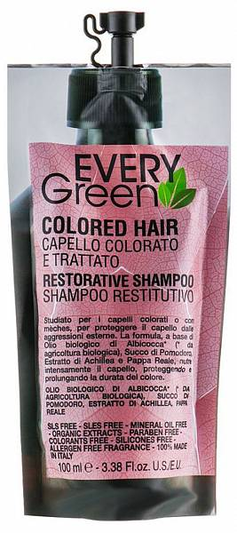 Dikson Everygreen Миниатюра Шампунь Colored hair Travel