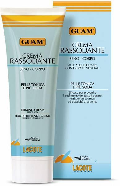 Guam Крем-лифтинг для тела и груди массажный Creama
