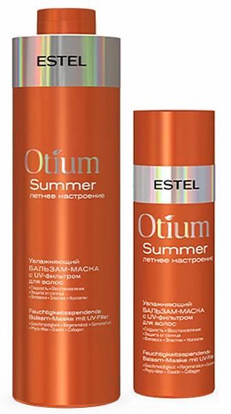 Otium Summer Увлажняющий бальзам-маска с UV-фильтром для волос