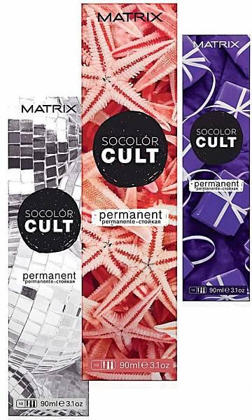 Matrix Крем краска с пигментами прямого действия SoColor Cult
