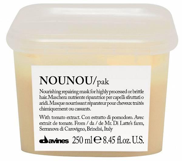 Davines Essential Интенсивная маска для глубокого питания волос NOUNOU