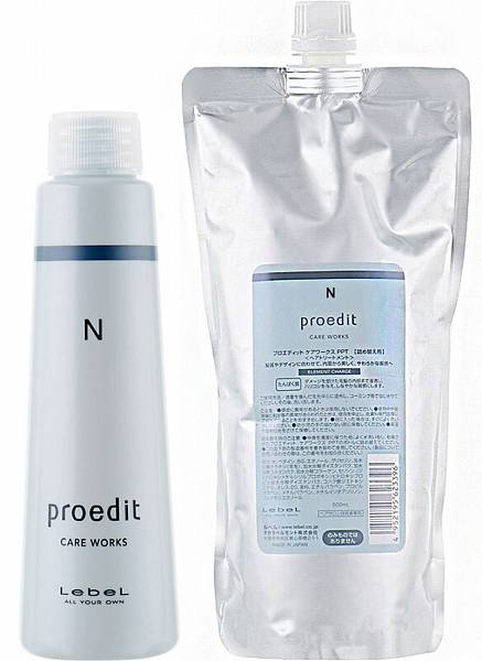 Lebel Proedit Care Works Сыворотка для волос NMF