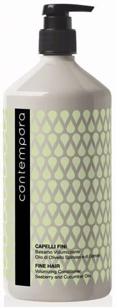 Barex Contempora Кондиционер для придания объема с маслом облепихи и огуречным маслом