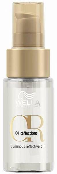 Wella Oil Reflections Лёгкое масло для придания блеска волосам