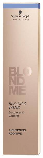 Schwarzkopf Blondme Нейтрализующий тонер для обесцвечивания волос